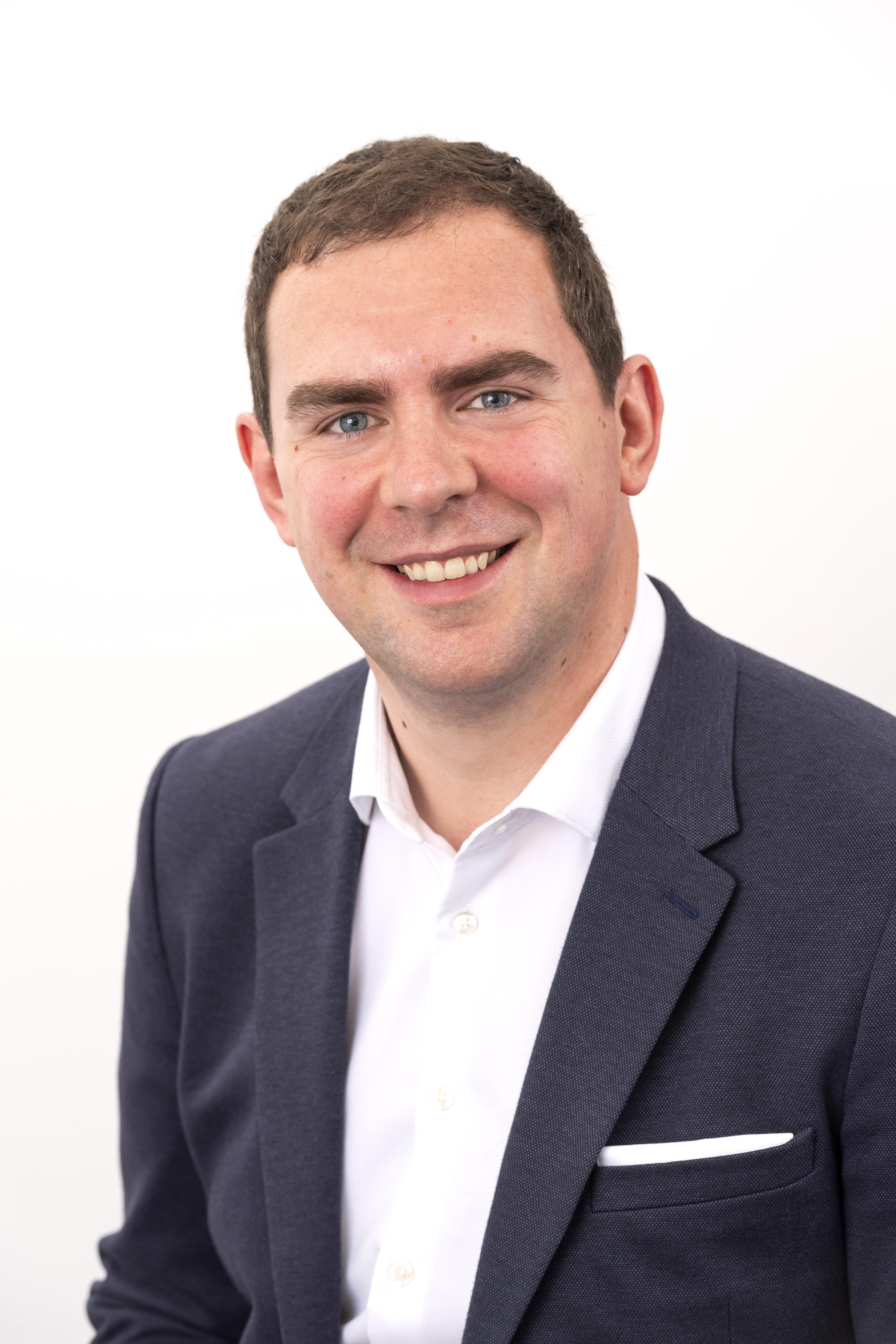 Ben Stark at Expo Scotland