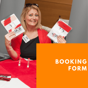 Exhibitor Booking Form at StrathclydeBusiness Show