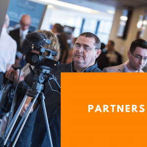 Find out about the Partners for the Strathclyde Business Show by Hashtag Events