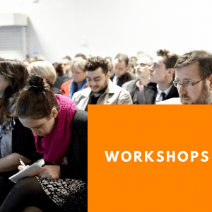 Workshops at Strathclyde Business Show by Hashtag Events