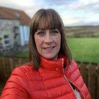 Elly Harron at Expo Scotland